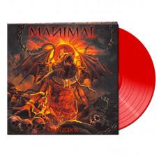 Vinyl LP (Red) - Armageddon