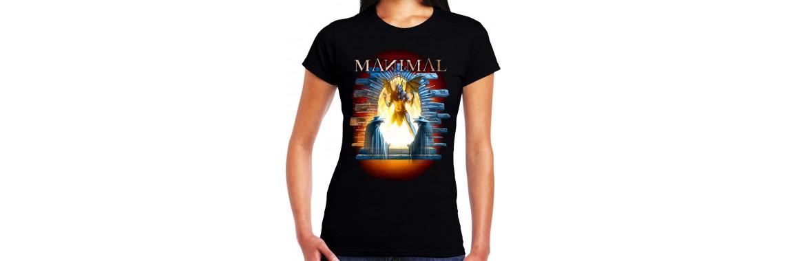T-shirt Girly - Purgatorio